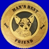 Aus Cattle Dog / Blue Heeler - Product Image
