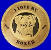 Boxer Ears Down - Product Image